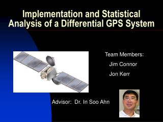 Implementation and Statistical Analysis of a Differential GPS System