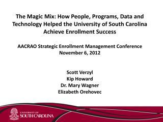 About the University of South Carolina