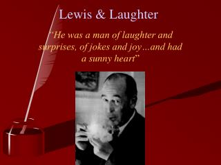 Lewis & Laughter
