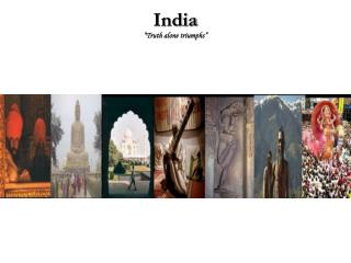india incredible india facts