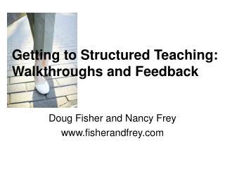 Doug Fisher and Nancy Frey fisherandfrey