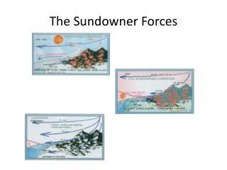 The Sundowner Forces