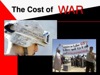 Cost of War Presentation