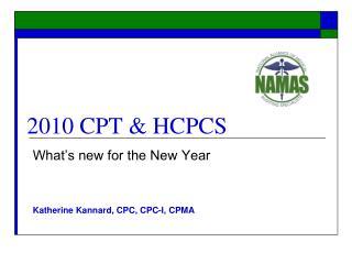 2010 CPT  HCPCS