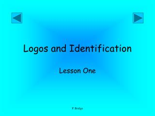 Logos and Identification