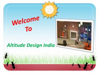 Interior Design Services By Altitutde Design India