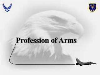 Profession of Arms