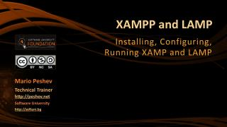 XAMPP and LAMP