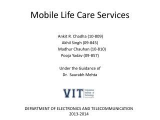 Mobile Life Care Services