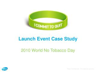 Launch Event Case Study