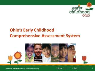 Ohio's Early Childhood Comprehensive Assessment System