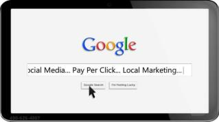 ppt 41133 SEO Social Media Pay Per Click Local Marketing