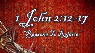 1 John 2:12-17