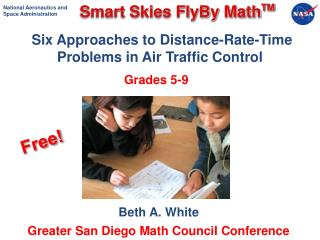 Smart Skies FlyBy Math TM