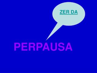 PERPAUSA