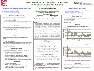 Robust  Hourly Cooling Load Prediction Based On The Historical Weather  and  Load Data