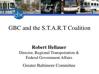 GBC and the S.T.A.R.T Coalition