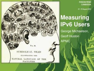 Measuring  IPv6 Users