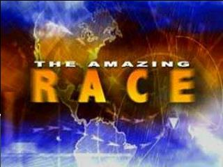 You are one of the three finalists competing in the Amazing Race! It is in UTAH.