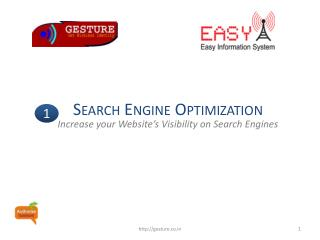 Search Engine Optimization Increase your Website's Visibility on Search Engines
