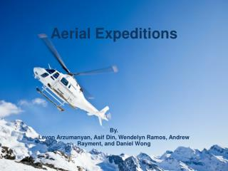 Aerial Expeditions
