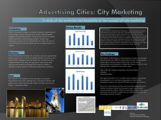 Advertising  Cities: City Marketing