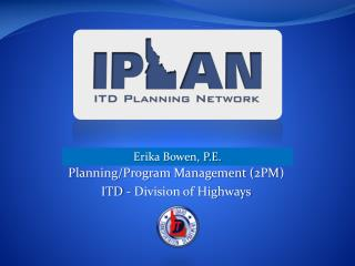 Maranda Obray, Transportation Planner Planning/Program Management ( 2PM )
