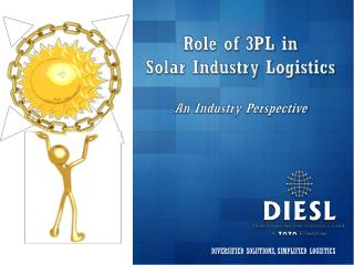 Role of 3PL in  Solar Industry Logistics An Industry Perspective