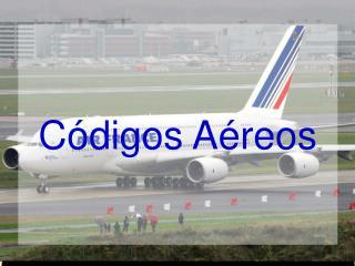 Códigos Aéreos