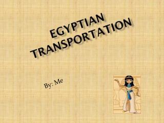 Egyptian Transportation
