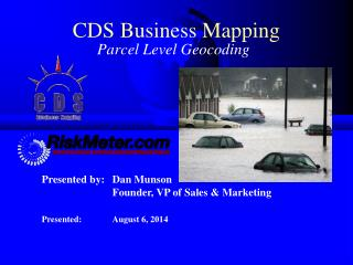 CDS Business Mapping