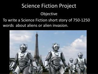 Science Fiction Project
