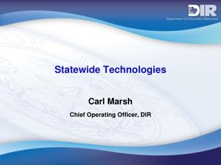 Statewide Technologies