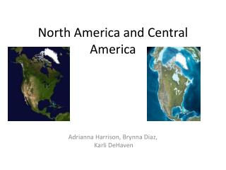 North America and Central America