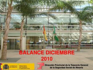 Dirección Provincial de la Tesorería General de la Seguridad Social de Almería