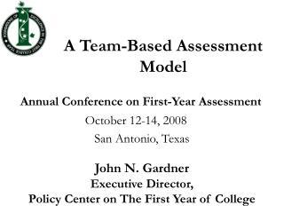 A Team-Based Assessment Model