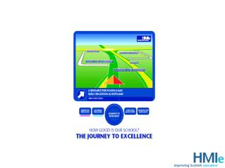 The Journey to Excellence package