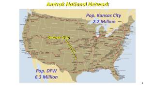 Amtrak National  Network