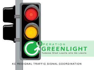 KC REGIONAL TRAFFIC SIGNAL COORDINATION