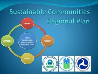 Sustainable Communities Regional Plan