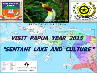VISIT  PAPUA  YEAR  2015