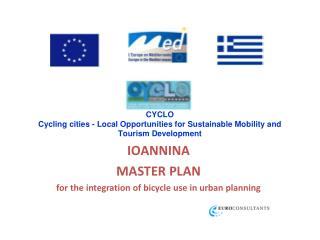 CYCLO Cycling cities - Local Opportunities for Sustainable Mobility and Tourism Development