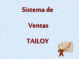 Sistema de  Ventas TAILOY