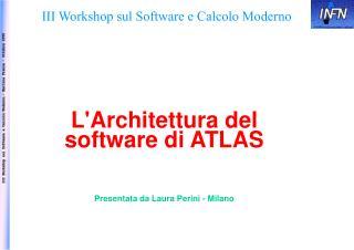 III Workshop sul Software e Calcolo Moderno