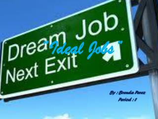 """Ideal Jobs"""