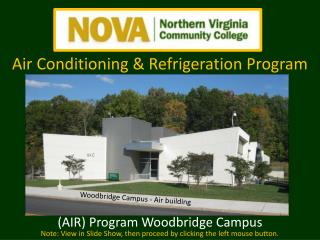 Air Conditioning & Refrigeration Program