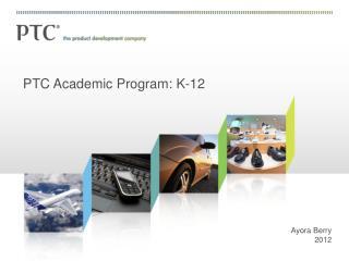 PTC Academic Program: K-12
