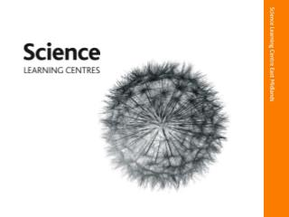 Developing Primary Science  In-Service Courses  @  Science Learning Centre: East Midlands