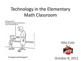 Technology in the Elementary Math Classroom