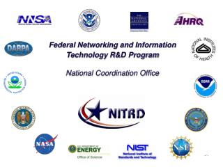 Federal Networking and Information Technology R&D Program National Coordination Office